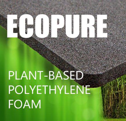 Plant based foam image