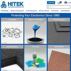New website for HITEK
