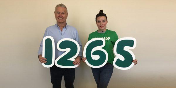 Members raise money for Macmillan