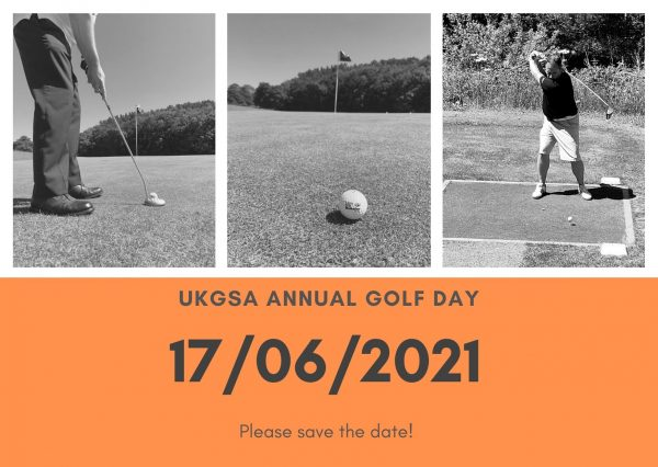 Golf Day save the date