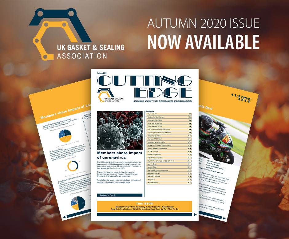 Autumn 2020 newsletter