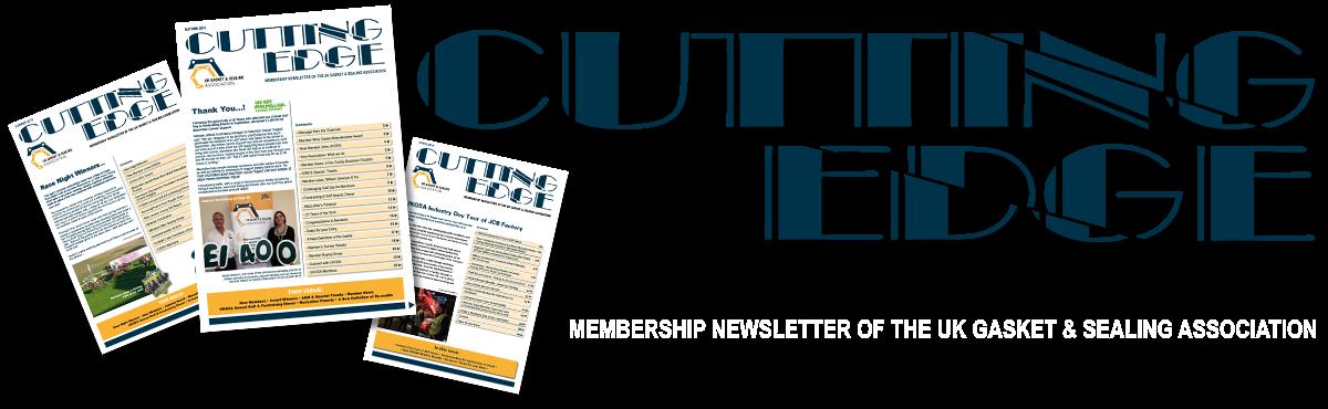 UKGSA Cutting Edge Newsletter