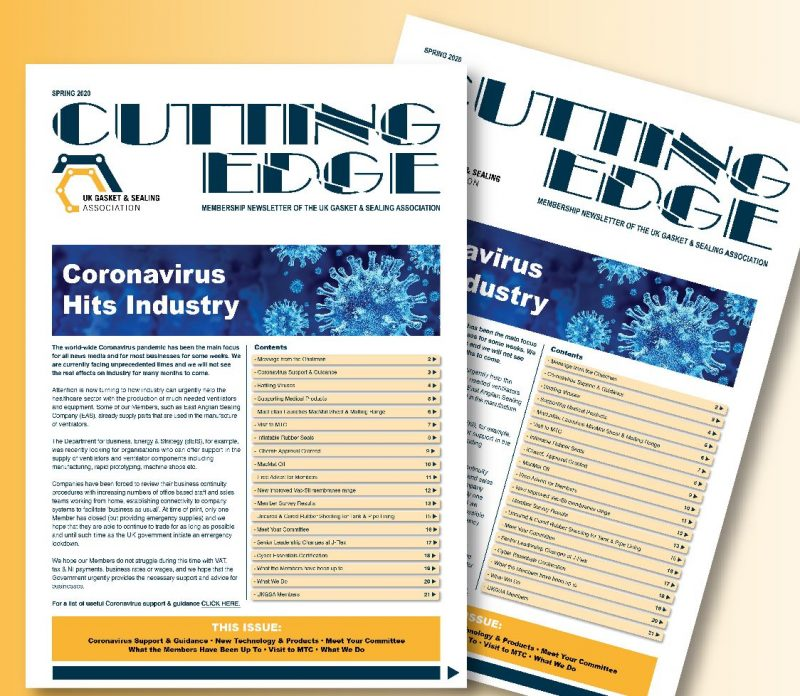 Spring issue of our Member newsletter