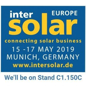 J-Flex at Intersolar